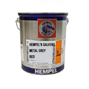 HEMPEL'S GALVOSIL -  METAL GREY - 157001984007.8 - 7.8 Lit