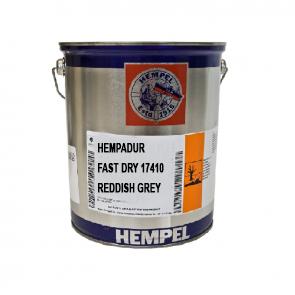 HEMPADUR FAST DRY -  REDDISH GREY - 17410124300020 - 20 Lit