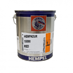 HEMPADUR -  Màu đỏ - 15590568800020 - 20 Lít