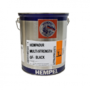 HEMPADUR MULTI-STRENGTH GF -  BLACK - 35870199900018 - 18 Lit