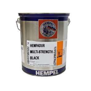 HEMPADUR MULTI-STRENGTH -  BLACK - 45751199900020 - 20 Lit