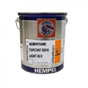 HEMPATHANE TOPCOAT - LIGHT ALU - 55210190000020 - 20 Lit